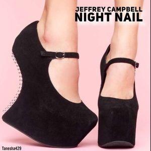 ·Night Nail · by Jeffrey Campbell